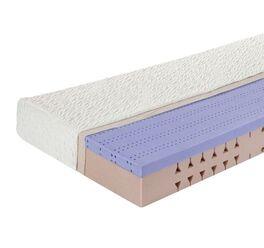 Gelschaum-Matratze CleverSleep Comfort mit rundum Reißverschluss