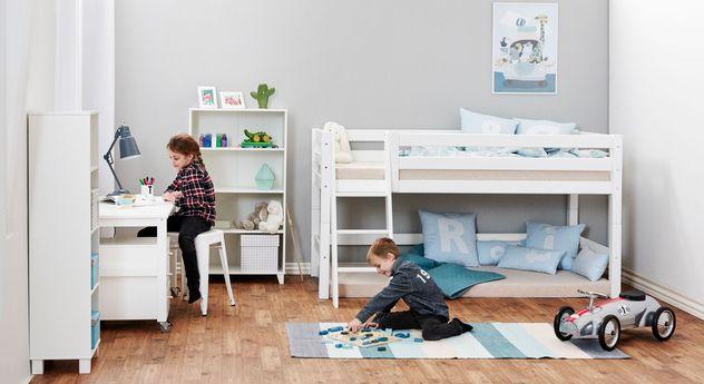 Passende Produkte zum halbhohen Bett Kids Royalty