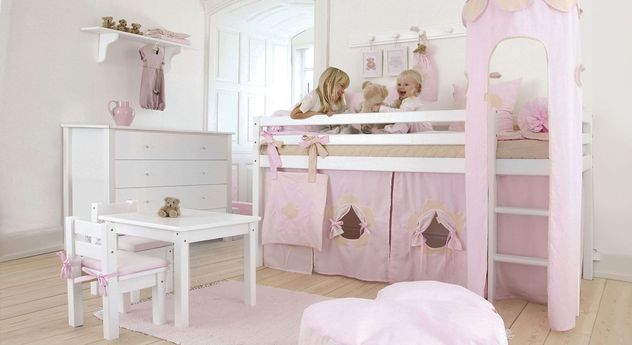 Passende Produkte zum halbhohen Bett Prinzessin