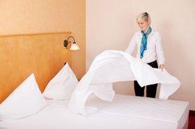 Haustuch einfaches Bettlaken