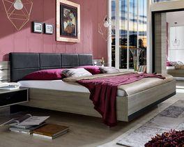 Modernes Bett Korba in 180x200 cm