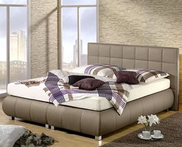 Boxspringbett Seattle in 160x200cm