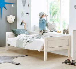 Modernes und stabiles LIFETIME Kinderbett 4-in-1
