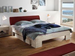 Massivholzbett Prato ist auch in der Bettgröße 140x200cm erhältlich