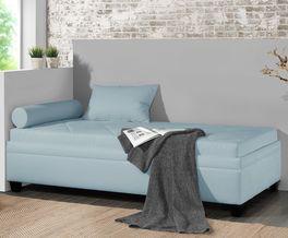 Farbenfrohe und hochwertige Relaxliege Kamina