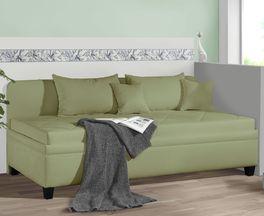 Sofaliege Kamina inklusive integriertem Bettkasten