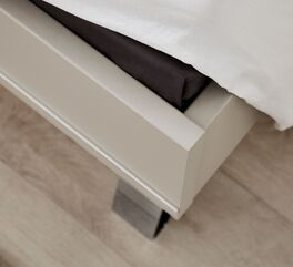 INTERLIVING Bett 1009 in robuster Bauweise