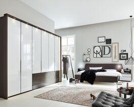 Moderne INTERLIVING Komplett-Ausstattung 1006 für Schlafzimmer