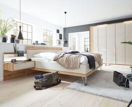 Modernes INTERLIVING Schlafzimmer 1017 aus 4 Teilen