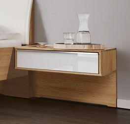 INTERLIVING Schwebe-Nachttisch 1202 mit Wandpaneel