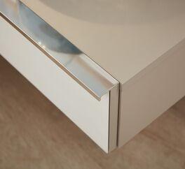 INTERLIVING Schwebenachttisch 1009 in passgenauer Konstruktion