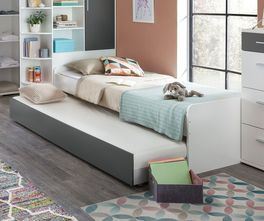 Jugendbett Facundo mit praktischer Bettschublade