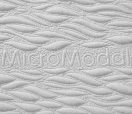 Orthowell Kaltschaum-Matratze mit hochwertigem Micro-Modal-Bezug