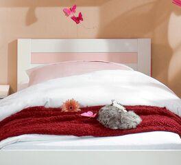 Kinderbett Embala mit schlichtem Kopfteil