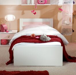 Kinderbett Embala aus stabiler Spanplatte