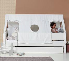 Hochwertiges und aufregendes Kinderbett Kids Town Tipi
