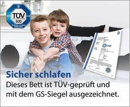 Hochwertiges Kindermöbel vom TÜV geprüft