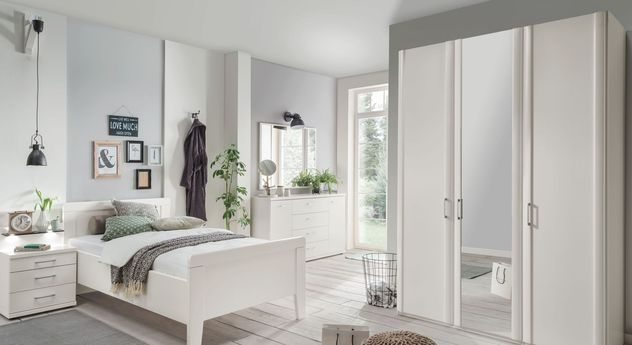 Kleiderschrank Calimera inklusive Spiegelfronten