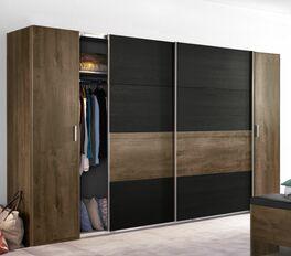 Moderner Kleiderschrank Gallinaro mit viel Stauraum