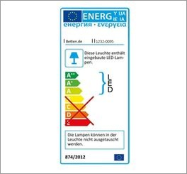Kleiderschrank Maniago mit geringem Energieverbrauch der LEDs