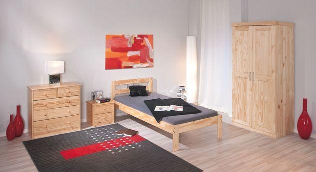 Kleiderschrank Ternitz mit passenden Schlafzimmermöbeln
