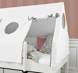 Kojenbett Kids Town Tipi mit Dachkonstruktion als Schlafhöhle