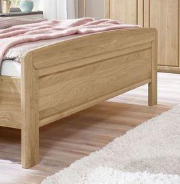 Komfort-Doppelbett Bloomfield mit reizvollen Fräsungen