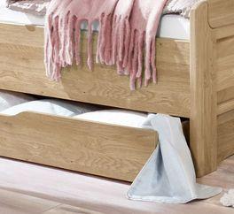 Komfort-Doppelbett Bloomfields leichtgängiger Schubkasten