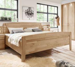 Komfort-Doppelbett Temara in altersfreundlicher Komforthöhe