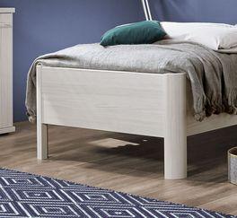 Komfort-Einzelbett Apolda aus robuster Spanplatte