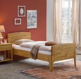 Komfort-Einzelbett Brunon perfekt für Senioren