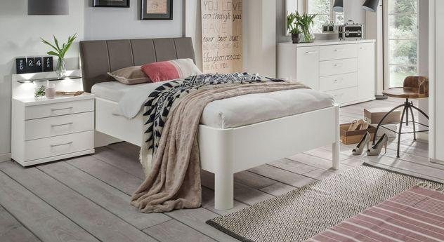 Komfortbett Castelli mit hoher Einstiegshöhe