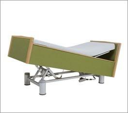 Komfortbett mit Pflegebett-Funktion mit dreidimensionaler Körperanpassung