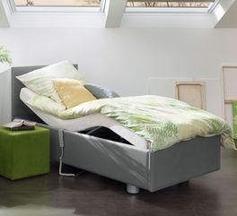 Komfortbett mit Pflegebett-Funktion Fulda verstellbar durch Fernbedienung