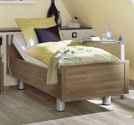 Komfortbett mit Pflegebett-Funktion Isar mit elektrisch verstellbarem Hebelift