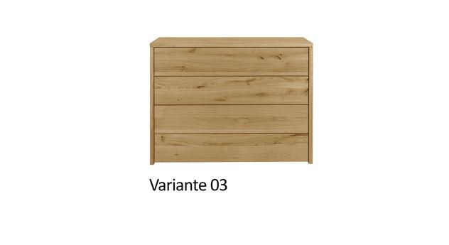 Schubladen-Kommode Kärtnten als Variante 03