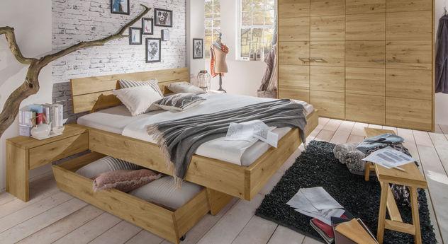 Komplettes Schlafzimmer Kärnten mit passenden Möbeln