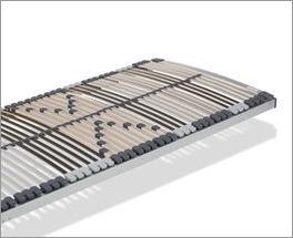 Lattenrost Classic Superflex 42 mit flexiblen Kautschuk-Kappen