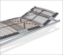 Marken-Lattenrost Classic Superflex 42 von MALIE mit Verstellung