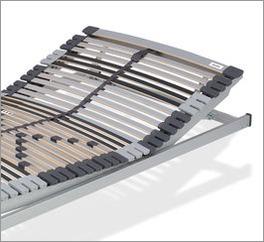 Lattenrost Classic Superflex 42 manuell zu verstellen