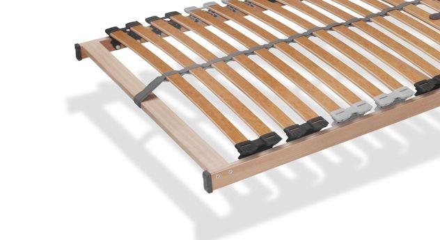 Lattenrost youSleep mit flexiblen Polypropylen-Kappen