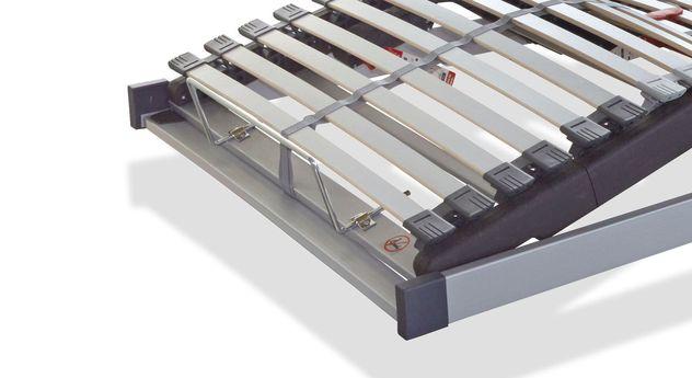 Lattenrost youSleep Motor slim mit Bügel für Halt der Matratze