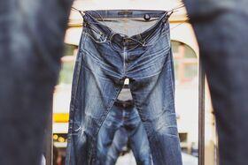 Lexikon-Artikel über Köperbindung bei Jeansstoff