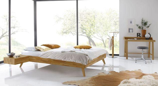 Liege Andros mit passenden Schlafzimmermöbeln