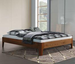 Liege Lugo mit konisch zulaufenden Bettbeinen