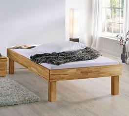 Liege Madrid Komfort aus robustem Massivholz