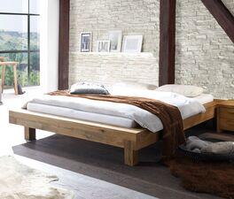 Liege Trecera aus massivem Holz