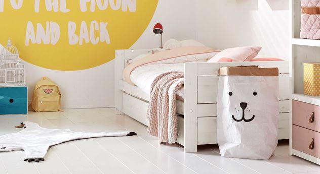Modernes LIFETIME Ausziehbett Original für Kinder