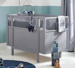 LIFETIME Babybett Retro mit pflegeleichter Oberfläche