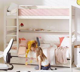 Platzsparendes Etagenbett Color von LIFETIME für das Kinderzimmer